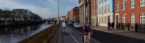 Ireland's cycling sporting body appeals to 22k members to support Liffey Cycle Route