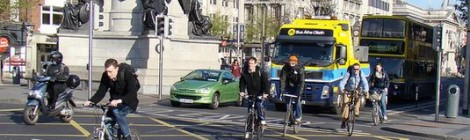 Minister launches 2015 Bike Week for Ireland