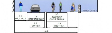 Liffey Cycle Route: A detailed look at the concept (part 2)